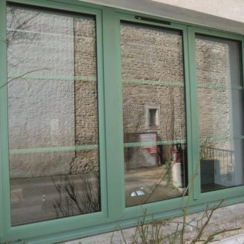 fenêtre bois/alu